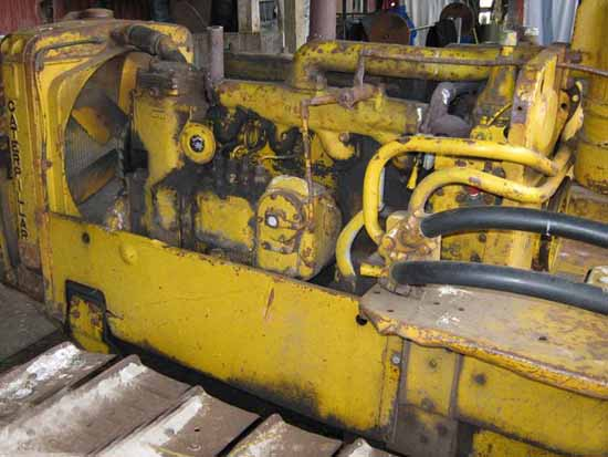 Caterpillar D4 7u Series Bulldozers For Sale In Nz Amp Free