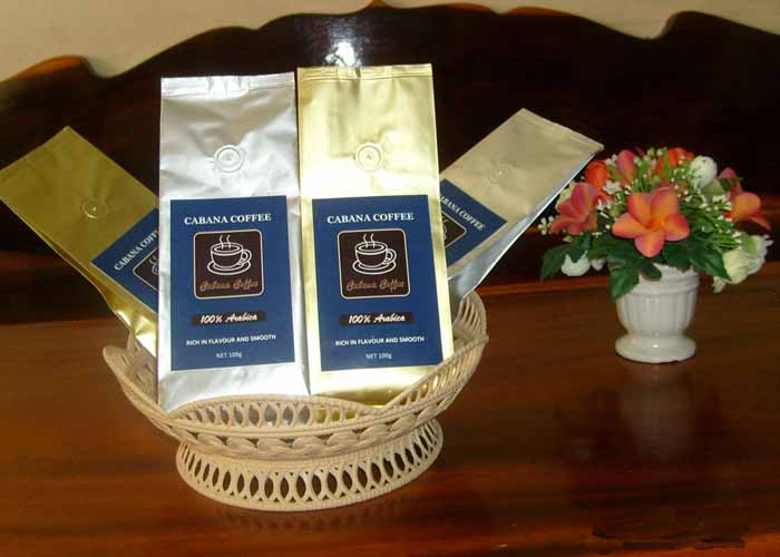 Cabana Arabica Green Coffee Beans For Sale Direct From The