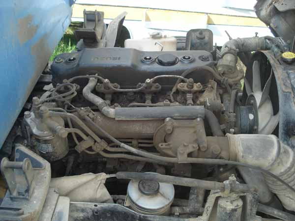 Isuzu Elf 250 4be1 Fuel Blockages And What To Do