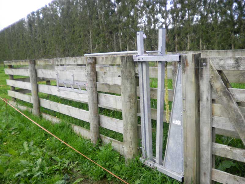 How To Build Stock Yards In Nz