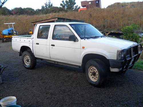 Nissan Navara 92 Model 4x4 Info And Repairs And Parts For